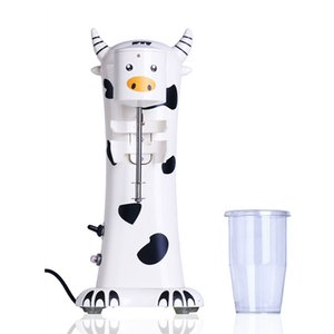 Food Mixer Coffee Blender Milk Shaker Ice Cream Smoothie Cocktail Machine For Home And Commercial Use