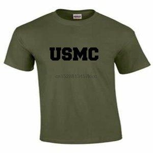 Denizciler USMC Tişörtlü Seal Team 6 Army Navy USMC Silahlı Kuvvetler Tişörtlü Tişörtü