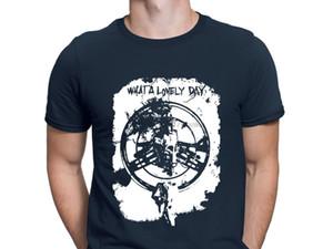 Mad Max Lo que un día precioso camiseta divertida caballero flojo otoño del resorte de los hombres Camiseta del carácter Delgado Slim Fit de manga corta Anlarach