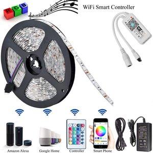 cgjxs magique Accueil Mini Rgb Wifi Bluetooth Led Strip Kits contrôleur pour bande LED Smartphone contrôle