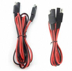 Fai da te 2 PCS SAE di scollegare il cavo di estensione SAE rapido cablaggio del connettore 100CM + 200CM, 18 Gauge (3Ft + 6 piedi) mz4x #
