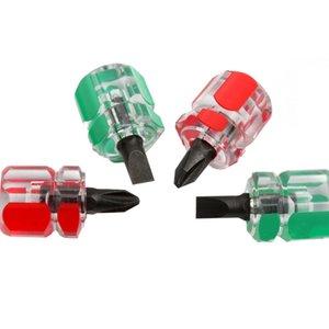 Phillips-Schraubendreher Ultra Und 2ST Schlitz-Schraubendreher Werkzeuge Mini Farbe Schraubendreher Handzufalls oTpJy mj_bag