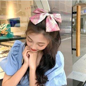 FXXYj JK arco uniforme accessori per capelli fascia della forcella super grande tornante backhead farfalla clip di copricapo della clip rete internet popolare coreana