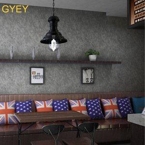 3D Retro Shading grigio melange PVC Wallpaper Chinese Restaurant Cafe sfondo wallpaper widescreen Wallpaper Widescreen M24Z #