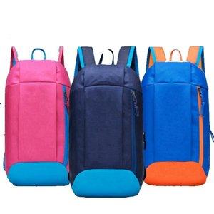 Wasserdichte Sport-Rucksack Kleine Sporttasche Frauen Rosa Außen Gepäck für Fitness Travel Duffel Taschen Herren Kinder Kinder sac de Nylon