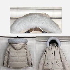 Куртка для мужчин пуховик белый утка вниз засорищ мужчина бренд дизайнер одежда одежда пиджака женщины женские дамы открытый теплый мужчина меховые пальто
