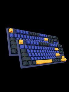 Akko 3108sp 3087 3084 3068 Horizon wired mechanical keyboard Cherry axis 68key 84key 87key 108 key keyboard 85%PBT keycap