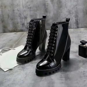 Heißer Verkauf Womens Große Größe Echtstiefel Winter Echtleder Weibliche Plattform Damen High Heels Casual Schuhe Für Frau