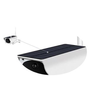 Güneş 1080P Hd CCTV Gözetleme Ip Kamera Wifi Kablosuz Açık Ip67 Su geçirmez Enerjili Bulut Ir P2P Açık Kamera