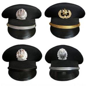 60ifJ Grande propriété avant-toit grande garde sécurité Cornice cap de formation de sécurité plafond de service chapeau chapeau hommes