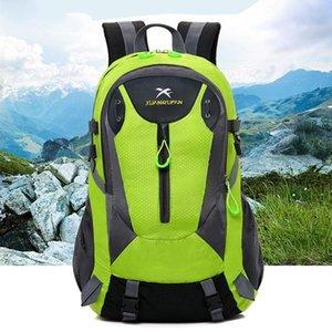 40L Polyester Spor Sırt Çantası Sırt Çantası Seyahat Çantası Güzel Bavul İş Gym Pratik Dayanıklı Açık Bagaj