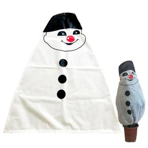 Breathable Winter Protective Cover Pest Control Plant Protection Christmas Tree Cute Indoor Outdoor Non Woven Fabric Reusable