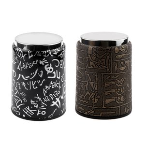 Dice Game Cup Shaker Decider W Exquisite Pattern For Yahtzee Casino Game