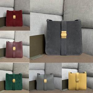 2020 La Marie Moda benna Crossbody Bag portatile femminile Donne Messenger Borse a tracolla a mano in sacchetto per le donne borse delle signore Handba s1rR #
