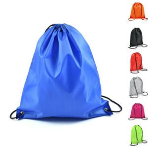 String afficherChaîne Back Pack Cinch Sac de sport Sac fourre-tout école Sac de sport Chaussures Grand Drawstring Backpack Sac Cinch Gym Sac fourre-tout Paquet