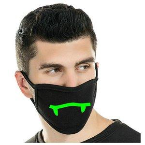 Neopren İndirim Yüz Doğrudan Maskeleri Vampir Zanheadgear The Full Zanheadgear Fabrikası Glow Tasarımcı Koyu Glow Neopren In yxlhG Maske
