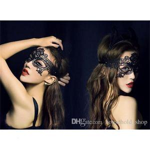 Máscaras de Halloween mascarada velo de la cara Carnaval de las señoras de Bachelorette Party encaje ojo atractivo interés boda