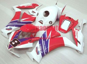 Custom Injection red pink white bodywrk for HONDA CBR1000 RR 2012 2013 2014 2015 2016 CBR1000RR 12 13 14 15 16 ABS Plastic Fairing+Gifts