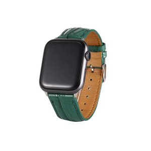 Top Brand Leather Watchbands for Apple Watch Band 38 40mm iwatch 1 2 3 bands Leather Strap Bracelet Fashion Stripes A26 A03