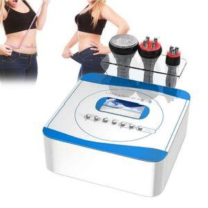 1 Kavitasyon RF Zayıflama Ekipmanları İçin Kilo Fat Loss Vücut Şekillendirme Ultrasonik zayıflama makinesi olarak YENİ 3