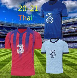 Размер: S-4XL 20 21 Футбол Футбол 2020 2020 2021 Abraham Mount Willian Lampard Pedro Футбольная рубашка Hudson Odoi Kante Men Kit