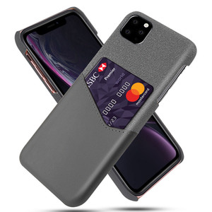 IPhone PU Cover Case For 6S XS Max XR Fashion Card Holder Plus Phone Back Pro For Luxury 11 Leather Max 8 Case IPhone Wallet 7 Pnkga