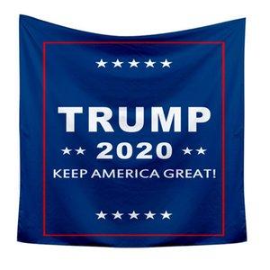 11styles Trump 2020 Blanket 150*200cm 3D Printed Trump Wall Tapestry Make America Great Again Hanging Decor Painting YYA387 sea shippi
