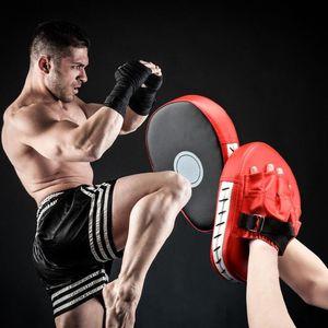 For 2pcs Focus Boxing Punch Workout Training Pad #H40 Hot Muay Training Karate 2020 Kick Equipment Kit Mitts Thai Sale Ndsei