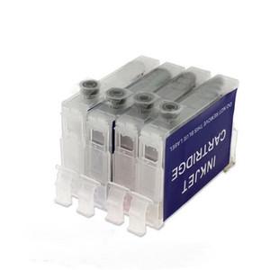 2 ensembles / lot 288 288xl Cartouche d'encre rechargeable pour Epson Expression Accueil XP240 XP340 XP344 XP440 XP330 XP430 Imprimantes sans puces