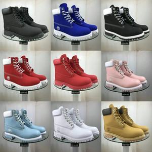 WGZNYN 2020 Женщины Winter Boots Mid-теленок снег сапоги Теплый меха Женский женщина Обувь Chaussures Botas Mujer Размер 35-41 # 552