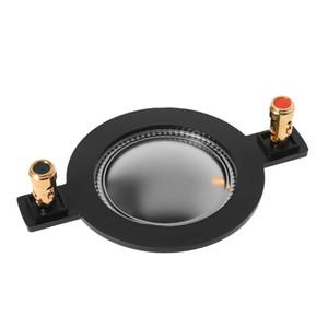 1Pcs New Audio Tweeter Driver Speakers Professional Titanium Film 44 Core Treble Voice Coil DIY Speakers Accessory 8OHM