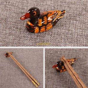 300 Pezzi giapponese Bacchette stand Bacchette Legno Supporto bacchette di sostegno