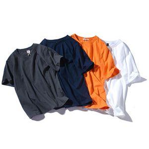 100% cotton short sleeve cool men t shirt casual summer loose men tshirt male t-shirt tops couples tee shrits women LYG999