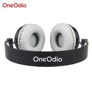 Oneodio Kulaklıklar Spor Bluetooth Kablosuz Kulaklık İçin Cep Telefonu Kulaklık Bluetooth Katlanabilir Kulaklık Mikrofon