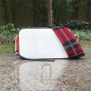 vendita delle donne calde sacchetto 2020 borse borsa Messenger Bag spalla di stile del designer cerniera Bag moda semplici elevata consistenza piccoli sacchetti quadrati