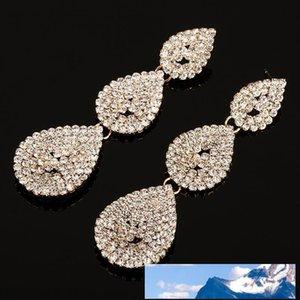Esagerazione Prodotti competitivi Earring Accessori per sposa Crystal Zirconio Shi Erhuan Ear Nail Borse misto
