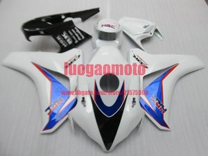 OEM Injection Cowling For white blue blk HONDA CBR1000 RR 08 09 10 11 CBR 1000 RR CC R CBR1000RR CBR 1000RR 2008 2009 2010 2011 Fairing Kit