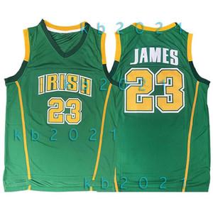 NCAA 77 Doncic ليبرون جيمس 23 لوكا جيرسي سانت فنسنت ماري الثانوية الايرلندي ستيف ناش 11 كلية Kawhi 15 ليونارد كرة السلة الفانيلة