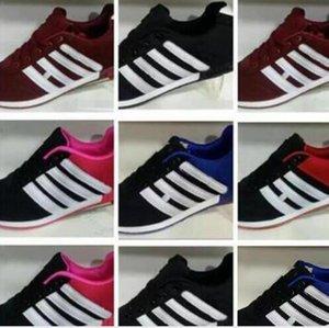 Hot New Originals Die Treppe Schuhe Herren Laufschuh Leichtathletik Sport Sneakers Superstar Weibliche flache Schuhe der Frauen-Männer Freizeitschuhe # 089
