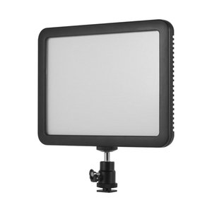 Wy-160C Led Video Light Panel Photography Fill-In Lamp 3300K-5600K Adjustable Color Temperature Dimmable with Lcd Display for Ca