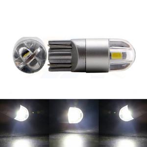YOLU 4PCS 2SMD 3030 لوحة ترخيص أضواء الأبيض أحمر أصفر أزرق بنفسجي الجليد الأزرق LED 6W عرض ضوء