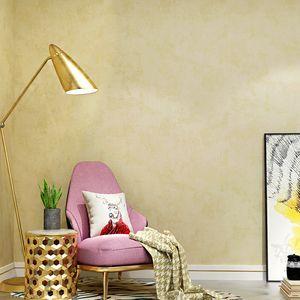 Non-woven Solid Color Grey Modern Wallpaper For Walls Papel De Parede 3d Living Room Bedroom Tv Backdrop Wall Papers Home Decor