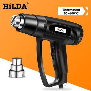 HILDA Heat Gun With adjustable 2 Temperatures Advanced Electric Hot Air Gun 220V Power Tool 1800W 2000W