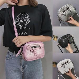 Womens Fashion Coin Purse Zipper Bag Casual Bag Shoulder Style Leather Bags Women Carteras Mujer De Hombro Y Bolsos#30 xkRh#