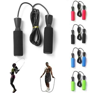Portable Jump Rope Skipping Corda con Bearing Toy lavoro in palestra Sport regolabile Wire fitness salto professionale Proposte