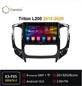 Ownice Android 10.0 Octa Core Car Radio Dvd Player ForMitsubishi Triton L200 2020 2020 Car Radio GPS Navi 8Core