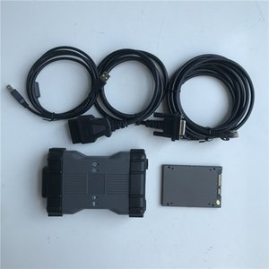MB Star C6 Diagnosis VCI Multiplexer support CAN DOIP protocol xentry V09.2020 in CF19 i5 touchbook sd C6 for new cars