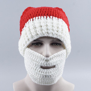 Christmas Wool Mask Hat Autumn Multiple use suitable for women and girls,fashionable unique design keeps Fashion Hat Xmas Hot