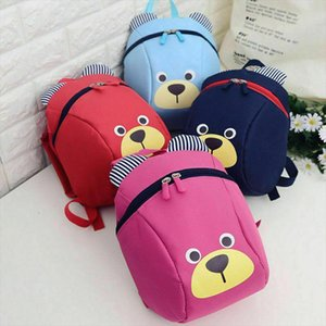 2019 New Children Kids Baby Backpack Walking Safety Harness Reins Toddler Strap Bag Anti lost Cute Cartoon Backpacks
