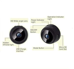 A9 Camera Motion DV Hot Models WiFi Smart Camera Wireless Network Camera Remote Security Surveillance Ip High Quality